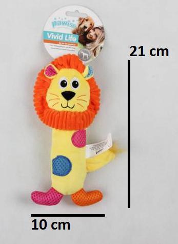 Imagem de Kit Alimentador Automático e Leão de Pelúcia Pawise
