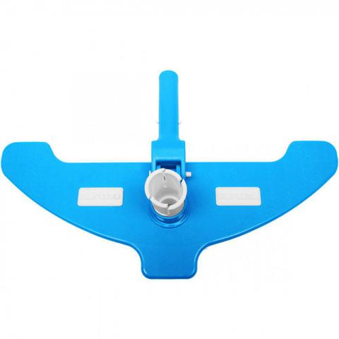 Imagem de Kit Aspirador Asa Delta com 3 Rodas Sem Cabo + Escova para Piscina  Netuno