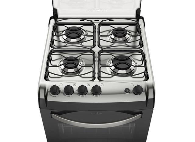 Imagem de Kit bacias + grelhas para fogões electrolux 4 bocas 52 sbl