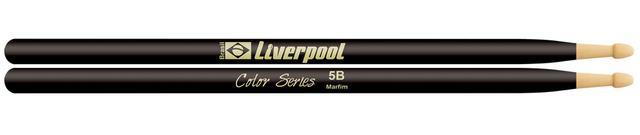 Imagem de Kit Baquetas Luminous E Color Series 5 Pares Liverpool