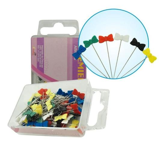 Imagem de Kit Base de Corte A2 Tesoura com Mini Prendedores Patchwork