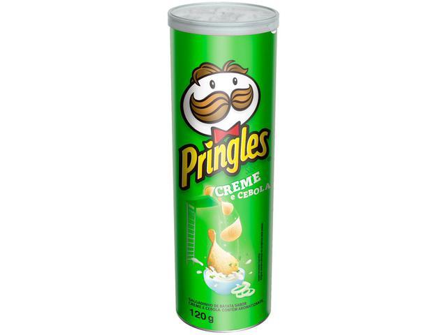 Imagem de Kit Batata Pringles Creme e Cebola 6 Unidades