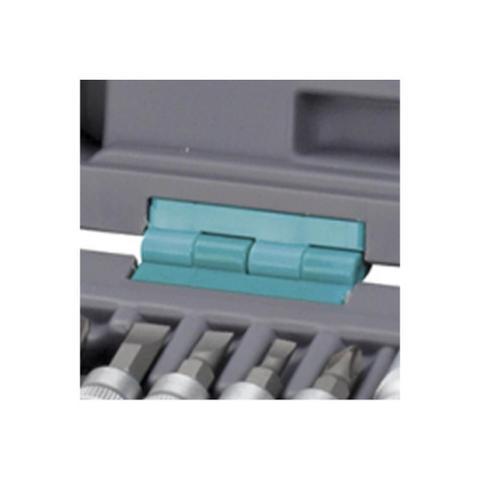 Imagem de Kit Bits E Soquetes com Encaixe de 1/4