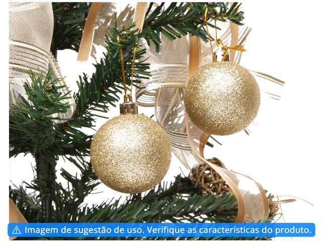 Imagem de Kit Bola de Natal Champagne NATAL075 Casambiente