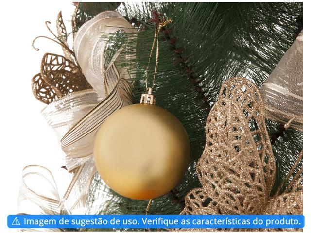 Imagem de Kit Bola de Natal Dourada NATAL071 Casambiente