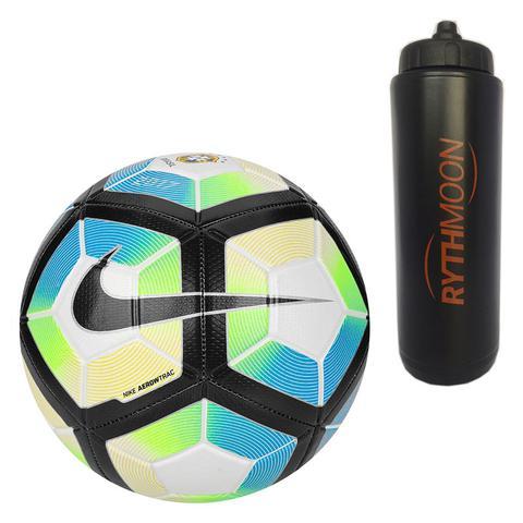 89dddd6668717 Imagem de Kit Bola Futebol Nike Strike CBF Campo SC3076 + Squeeze  Automático 1lt