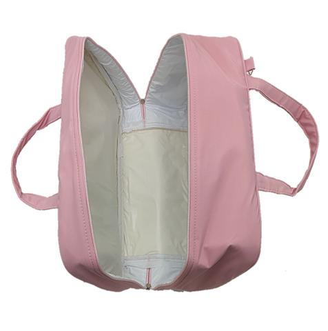 Imagem de Kit bolsa maternidade 5 p nuvem rosa + saida maternidade