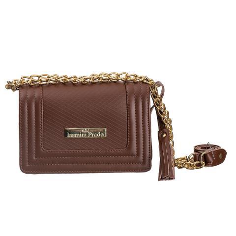 Imagem de kit bolsa mochila + bolsa tiracolo e carteira Iasmim prado