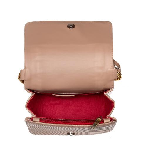 Imagem de kit bolsa mochila + bolsa tiracolo e carteira