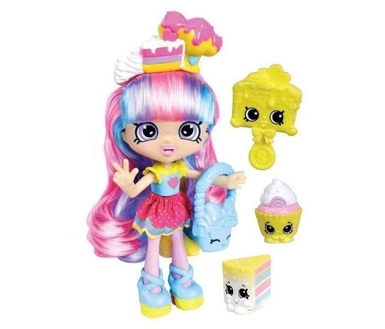 Imagem de Kit Boneca Shoppies + Shopkins Exclusivos DTC