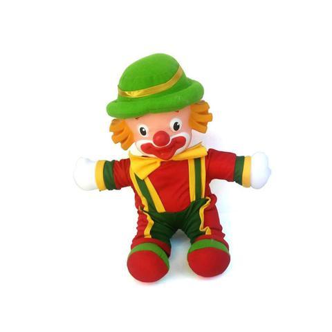 Imagem de Kit Boneco Palhaço Patati E Patata Brinquedo Infantil