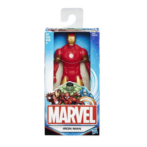Imagem de Kit Bonecos Vingadores Marvel 15cm - Hasbro B1686