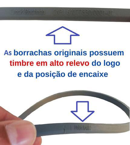Imagem de Kit Borracha, Peso, Selo Segurança Para Panela Pressao Clock Tradicional 3 ou 4,5lts Original