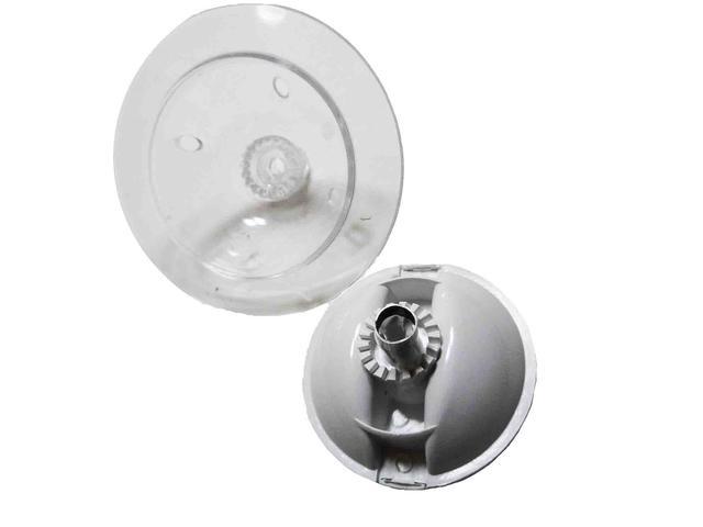 Imagem de Kit botão moderno lavadora electrolux top8