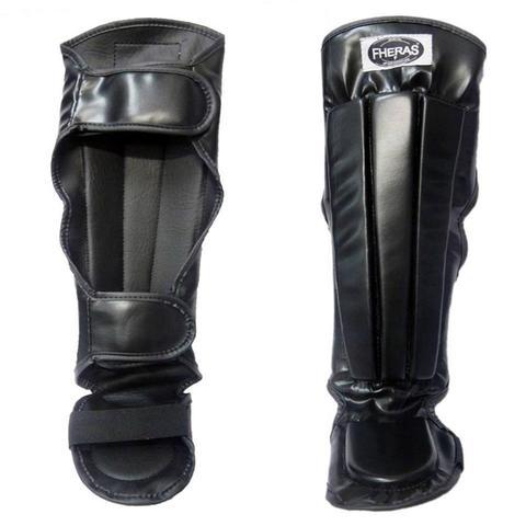 2ca04387c Imagem de Kit Boxe Muay Thai Tradicional - Luva Bandagem Bucal Caneleira  anatômica Bolsa Shorts (