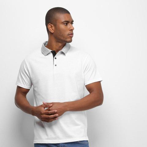 Imagem de Kit c/ 3 Camisas Polos John Taylor Masculina
