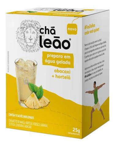 Imagem de Kit c/5 Chá Leão Gelado - Sabores