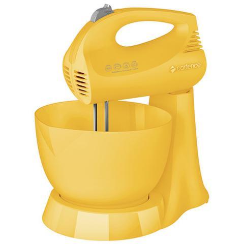 Imagem de Kit Cadence Colors Amarelo - Liquidificador e Batedeira