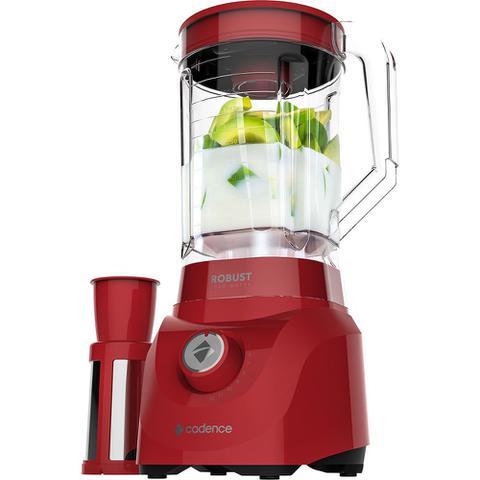 Imagem de Kit Cadence Red - Fritadeira Sem Óleo e Liquidificador Robust