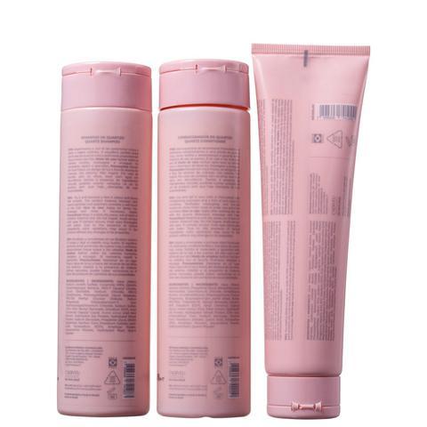Imagem de Kit Cadiveu Professional Boca Rosa Hair Limpeza & Cuidados Diários (3 Produtos)