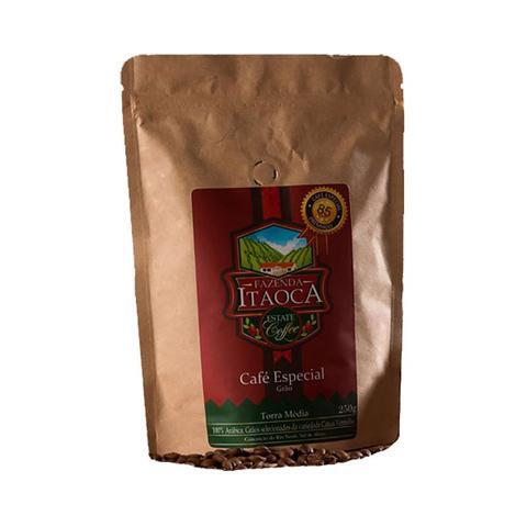 Imagem de Kit Cafeteira Portátil Pressca, Balança dose Certa, Espumador de Leite e Café Especial Itaoca 85 Pontos