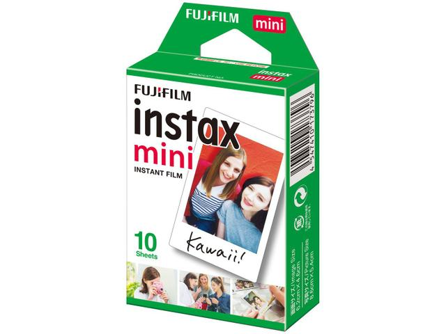 Imagem de Kit Câmera Instantânea Fujifilm Instax Mini 9