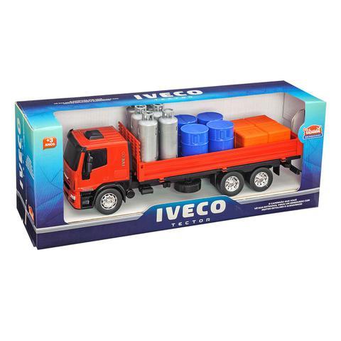 Imagem de Kit Caminhão Iveco Tector Expresso + Empilhadeira com Palet