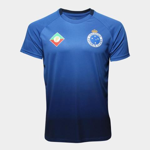Imagem de Kit Camisa Retrô Cruzeiro Palestra Itália + Camisa Retrô Cruzeiro s/nº Masculina