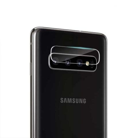 Imagem de Kit Capa Anti Shock Galaxy S10 Normal + Película Nano Gel Frontal + Película Câmera