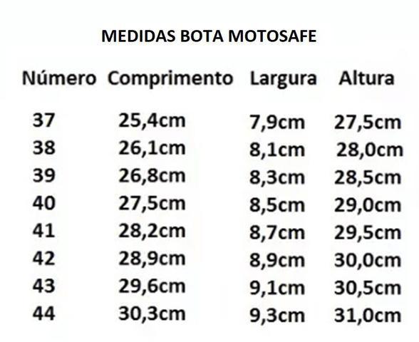 Imagem de Kit Capa de Chuva Alba Europa + Bota Motosafe PVC Motociclista