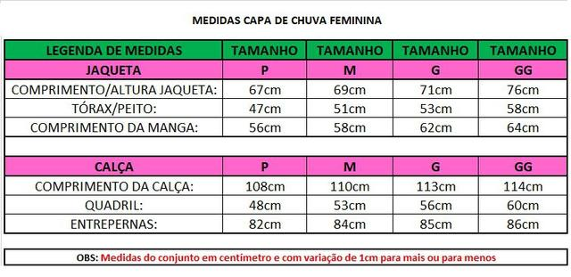 Imagem de Kit Capa de Chuva Feminina Alba Europa + Bota Motosafe PVC Motociclista