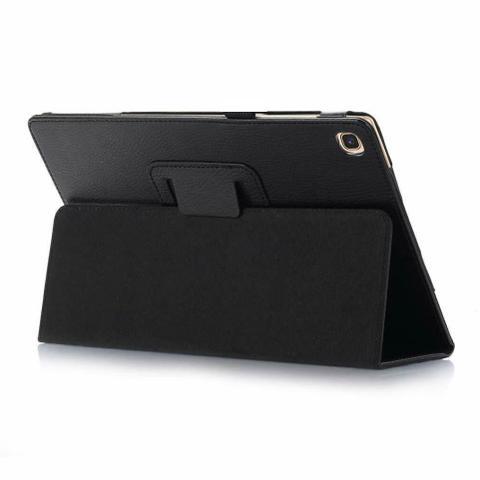 Imagem de Kit Capa Tablet Samsung Galaxy Tab A 8 T290 T295 Pasta Magnética + Película de Vidro