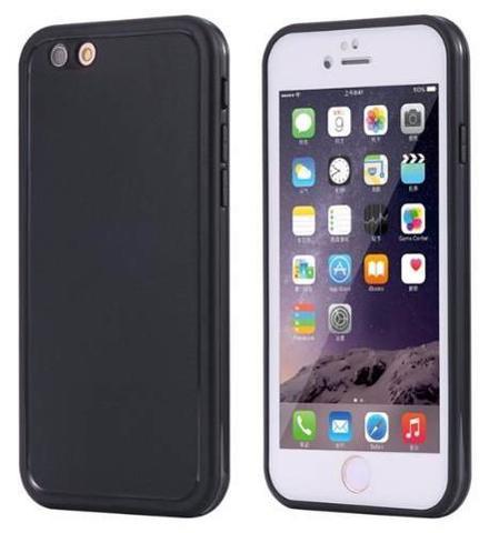 Imagem de Kit Capinha Case Prova D Agua Apple Iphone 5 6s Plus 7 8 Pl