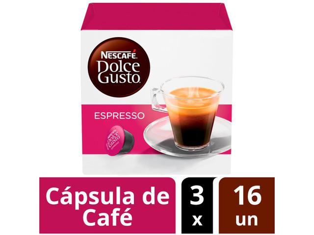 Imagem de Kit Cápsula de Café Espresso Nescafé Expresso
