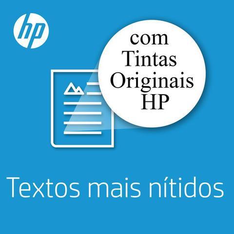 Imagem de Kit Cartucho HP 122 Preto Original + Cartucho HP 122 Colorido Original