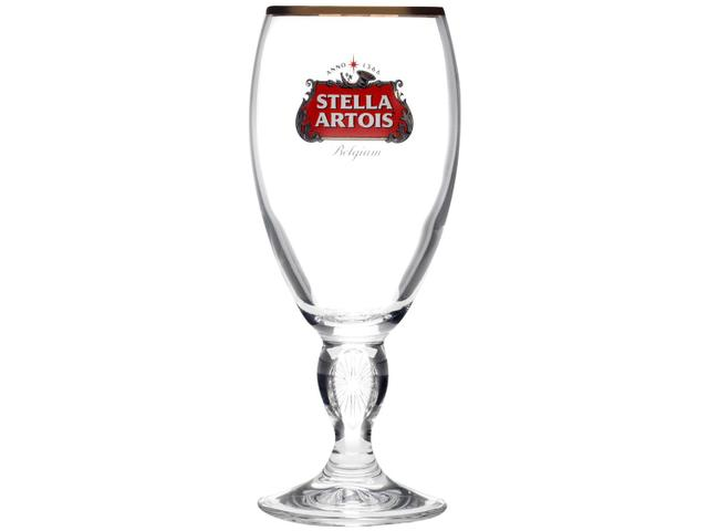 Imagem de Kit Cerveja Stella Artois American Standard Lager