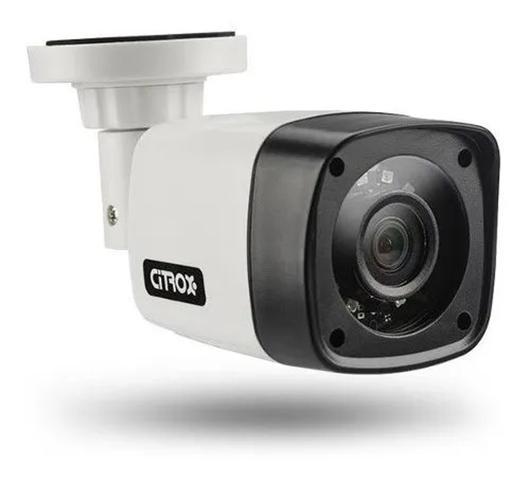 Imagem de Kit cftv 4 cameras de segurança hd 2 internas dome e 2 externas bullet + dvr 4ch full hd