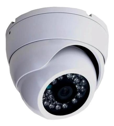 Imagem de Kit Cftv 4 Câmeras De Segurança Hd 720p E Dvr 4 Canais App Xmeye C/ HD 500GB