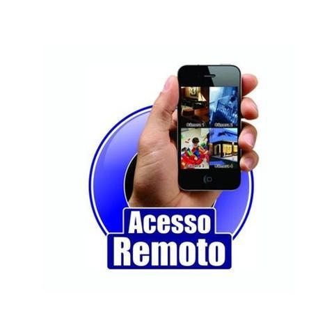 Imagem de Kit Cftv 4 Cameras Segurança 1080p Full Hd Dvr Intelbras 1tb