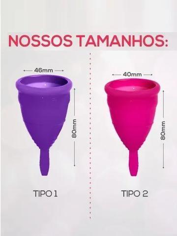 Imagem de Kit Coletor Menstrual Fleurity - Tipo 3