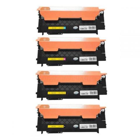 Imagem de Kit Colorido 4 Toner Compat. Clt404 P Sl-c430 E Mais Premium