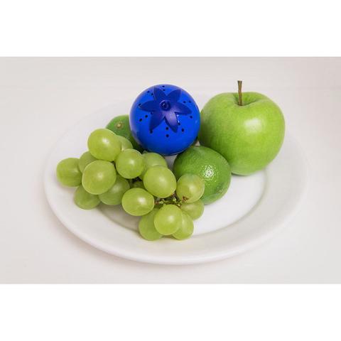 Imagem de Kit com 1 Morango Azul Quíper Fresh + Refil com 12 sachês