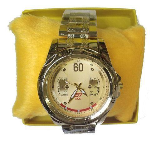 Imagem de Kit Com 10 Relógios Masculino Luxo + Caixa Atacado E Revenda