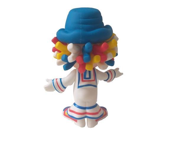 Imagem de Kit Com 2 Bonecos Patati E Patata De Vinil 19 Cm Original