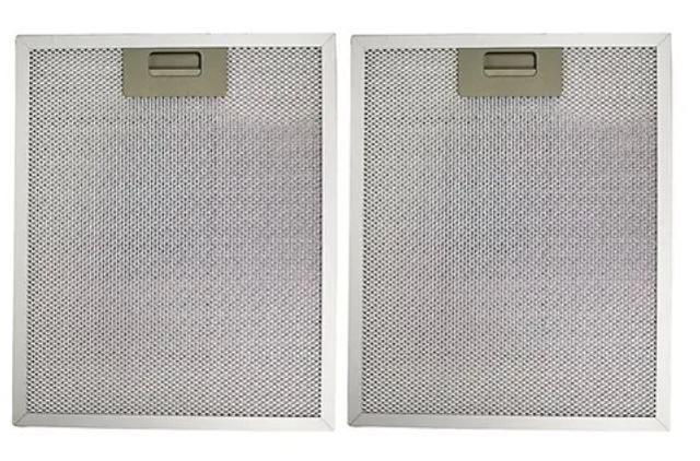 Imagem de Kit Com 2 Filtros Metálicos Para Coifa Electrolux 60ct