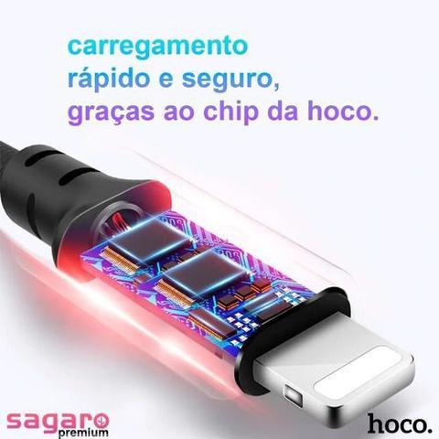 Imagem de Kit Com 2 Un. Cabo Carregador Para iPhone X Xs Xr Max