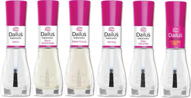 Imagem de Kit com 20 Esmaltes Dailus - Escolha as Cores