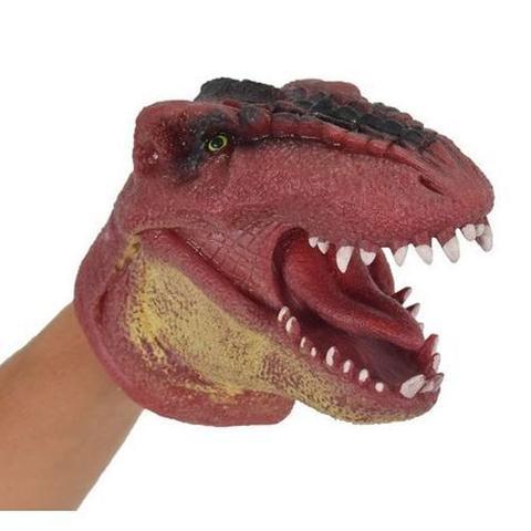 Imagem de Kit Com 3 - Dino Fantoche Dtc Ref. 3731 Original E Lacrado!