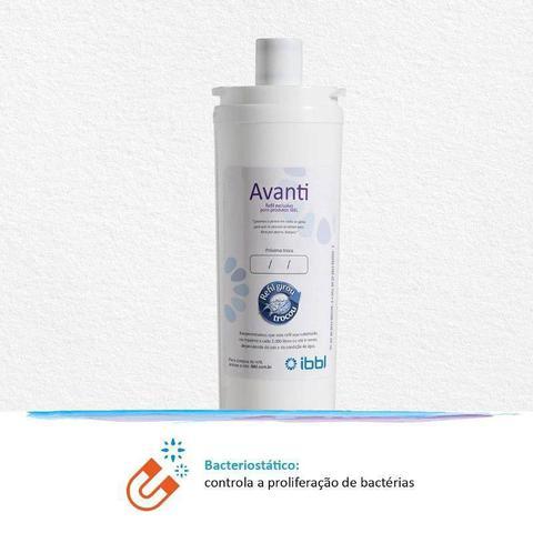 Imagem de Kit com 3 Filtros Refil Avanti para Purificador de Água IBBL - Avanti e Mio (Original)