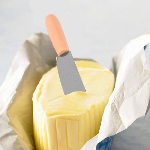 Imagem de Kit Com 6 Espátulas para Manteiga, Patê e Geleia em Aço Inox